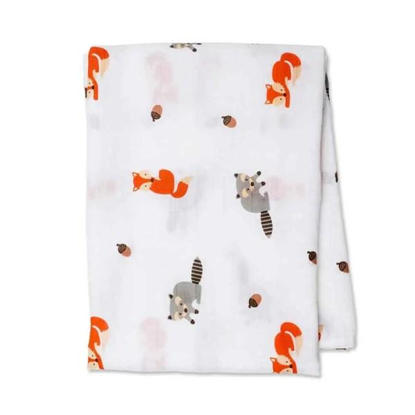 Lulujo Swaddle Blanket