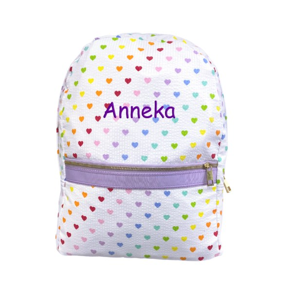 Personalized Kids Bag - Toddler Backpack
