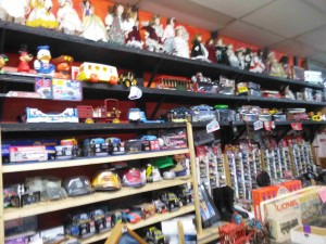 Antique Toys and Diecast