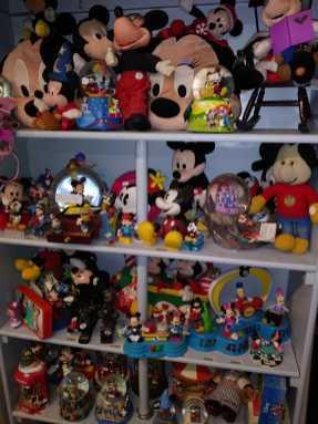 Disney Section