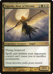 Sigard, Host of Herons