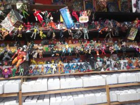 Magic and Action figures 2