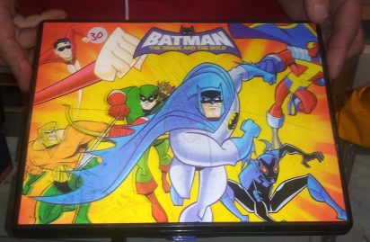Bat man Laptop 1