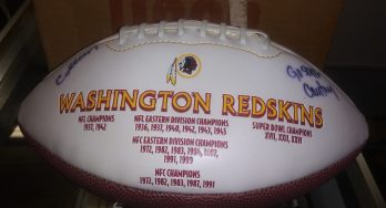 Redskins Ball 3