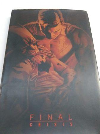 Batman Final Crisis Comic