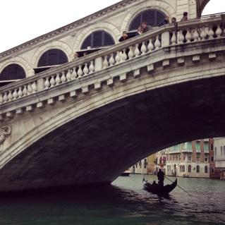 @youneedacocktail on instagram - Rialto bridge