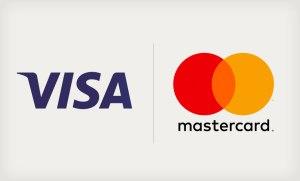 pago por tarjeta visa master card