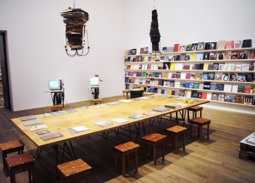 Library Room - Tate Modern