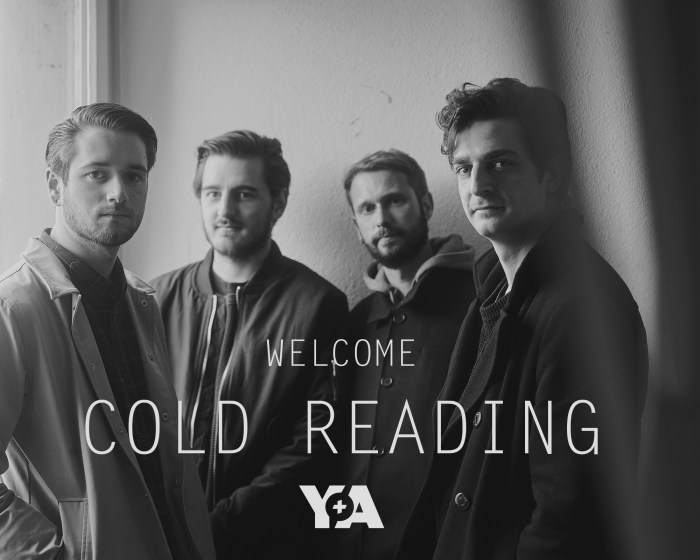 Cold Reading_WELCOME