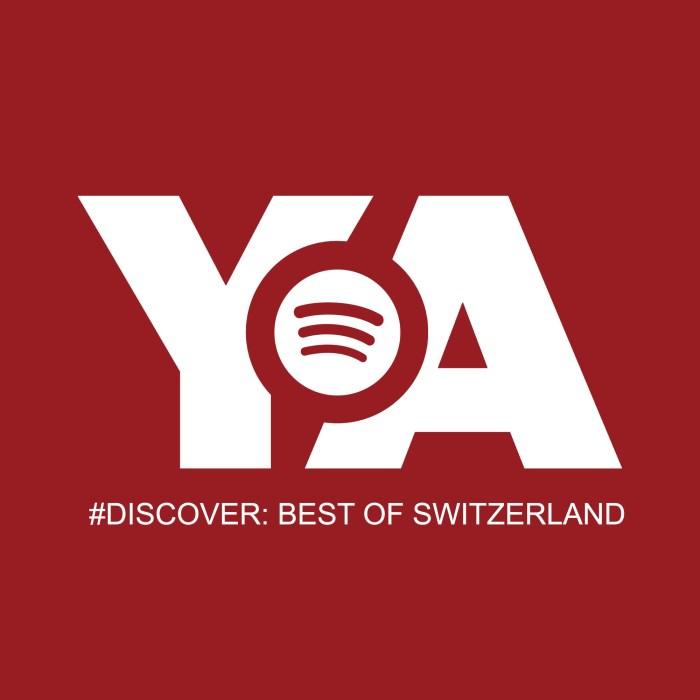 Spotify_BEST OF SWITZERLAND