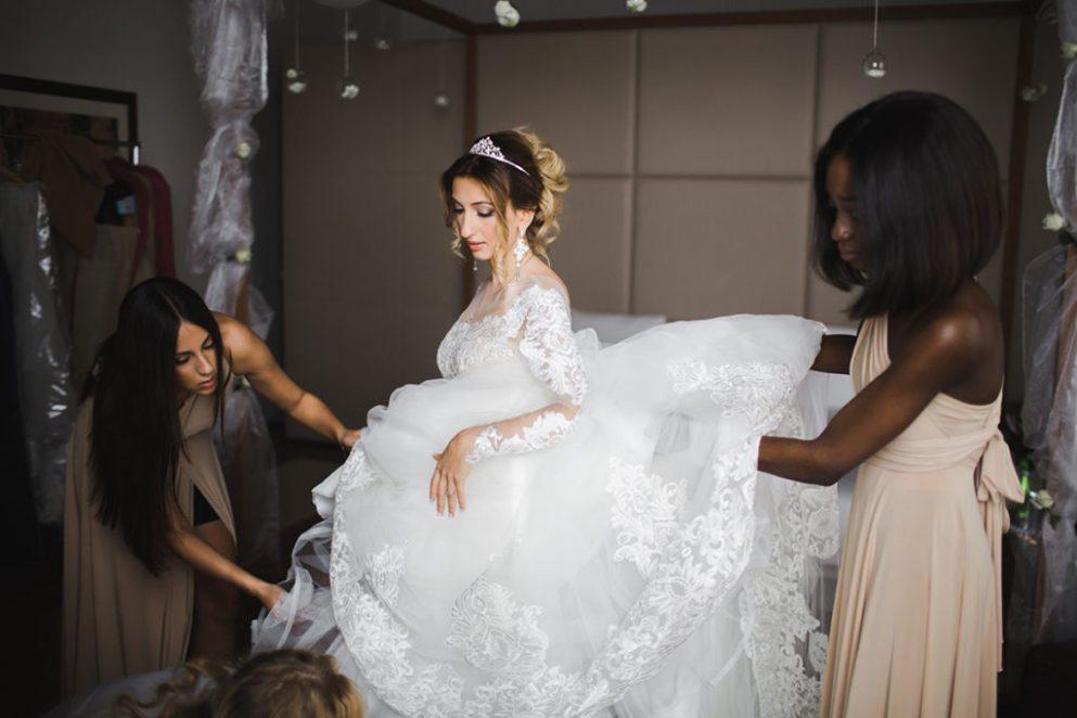 итальянская свадьба