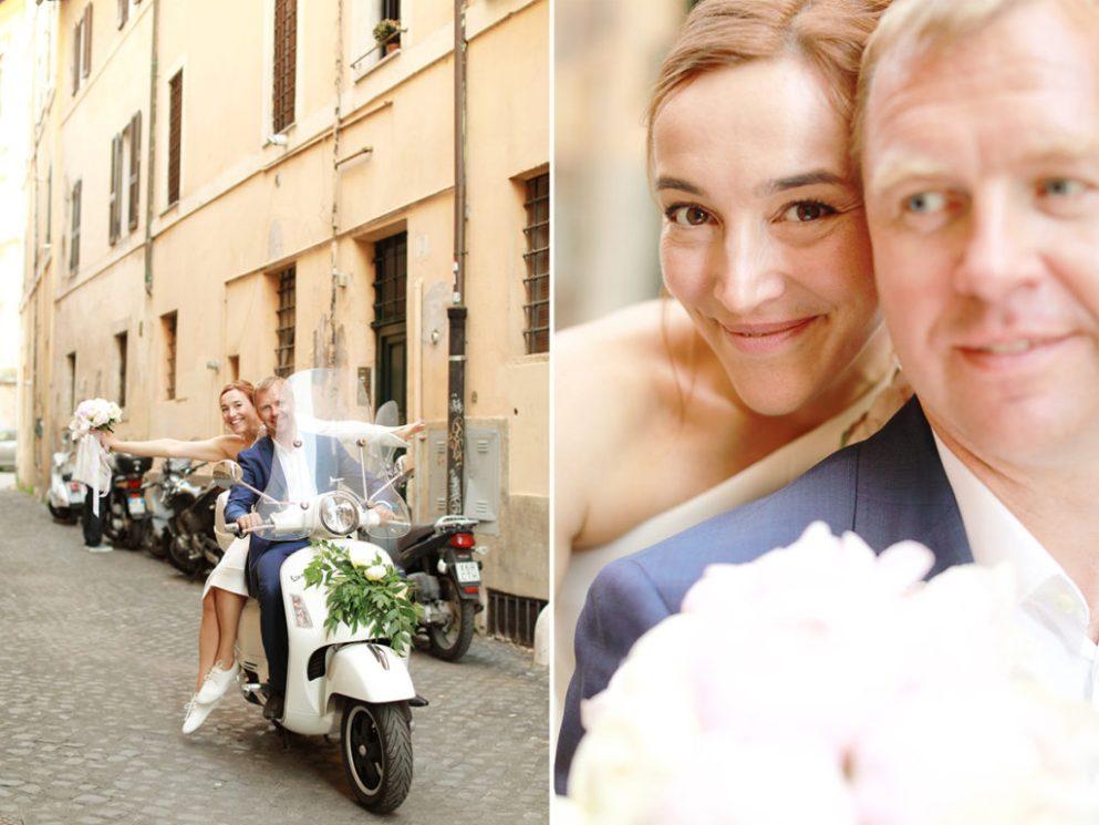 церемония в Италии