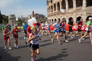 2 апреля 2017 римский марафон