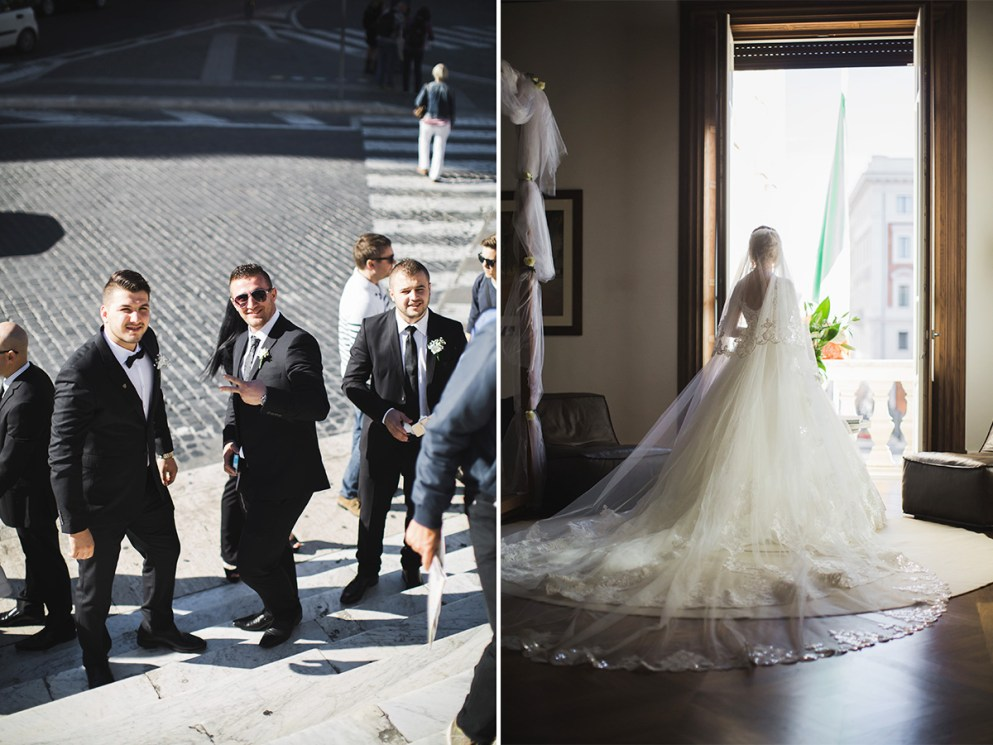 свадьба в риме организация