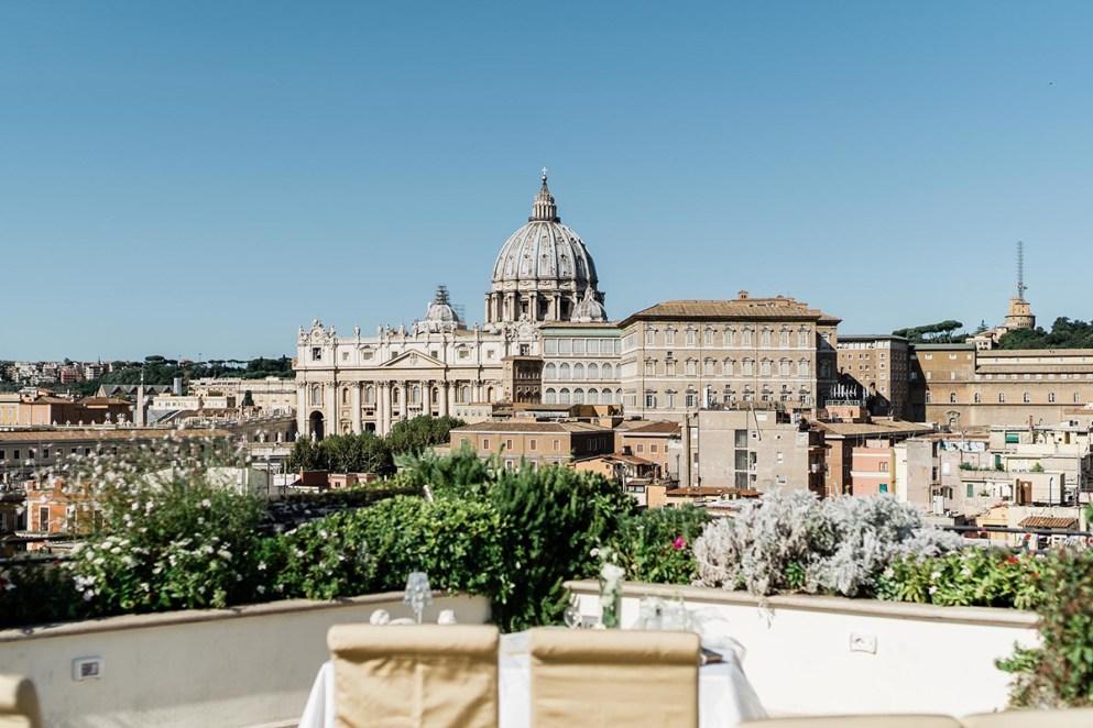 свадьба в Риме, Италия