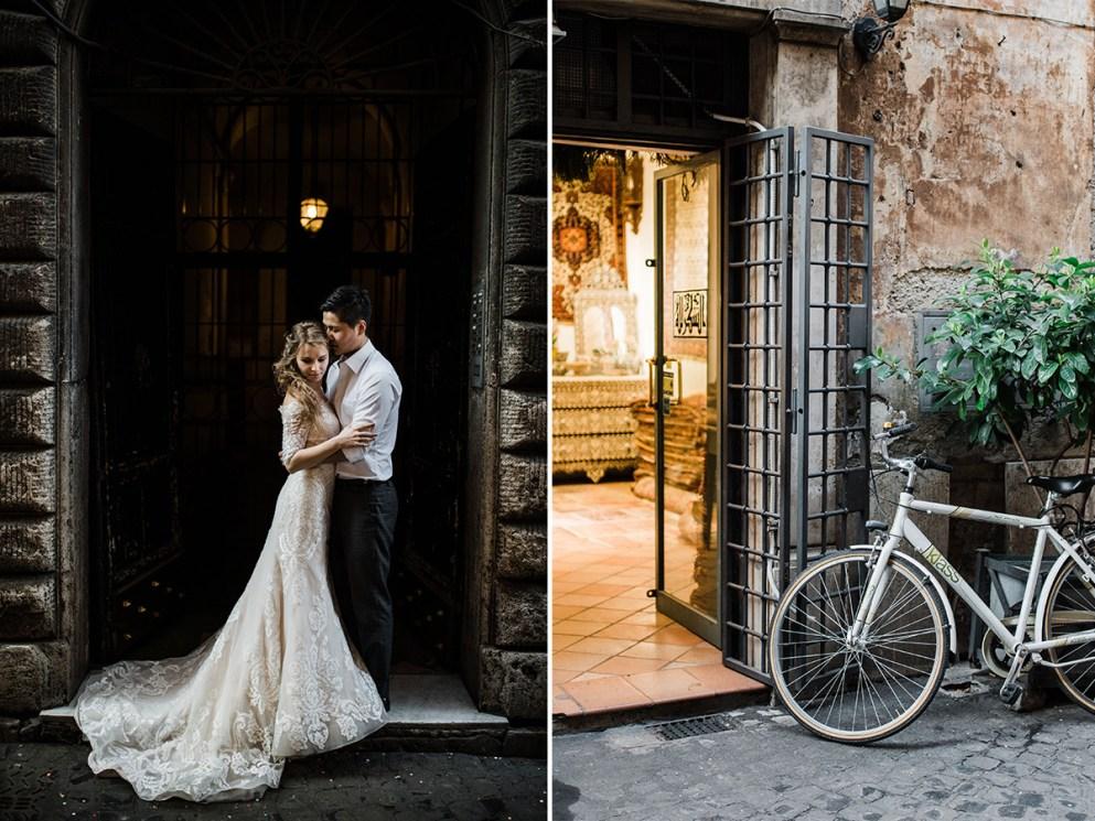 свадьба для двоих италия