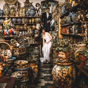 Символическая свадьба на Сицилии — 2 190€