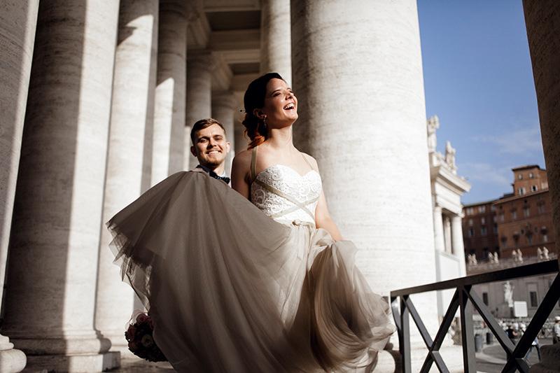 ватикан свадьба
