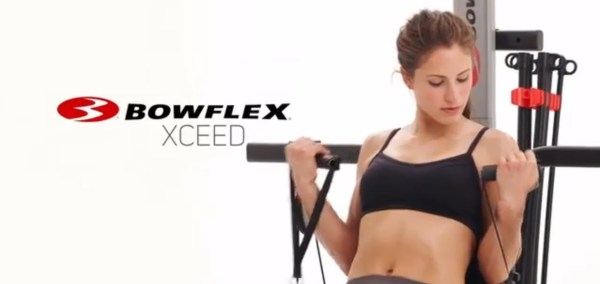 Bowflex Xceed review