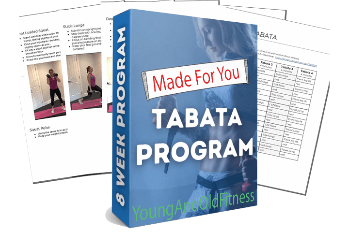 tabata workout course