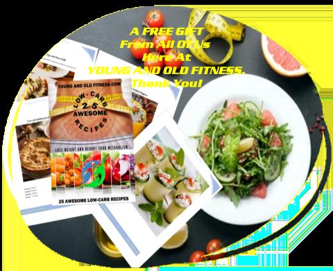 25 low carb recipe book