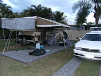 The Caravan That We Set Up A Thousand Times