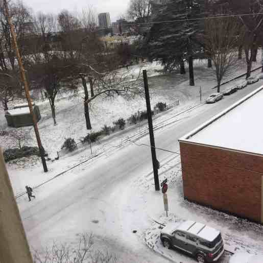 Yah, not much is going to happen today. #snowpocalypse2016