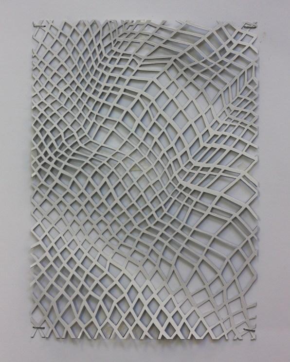Alice Tee papercuts