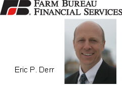 Eric Derr, Farm Bureau Financial Services