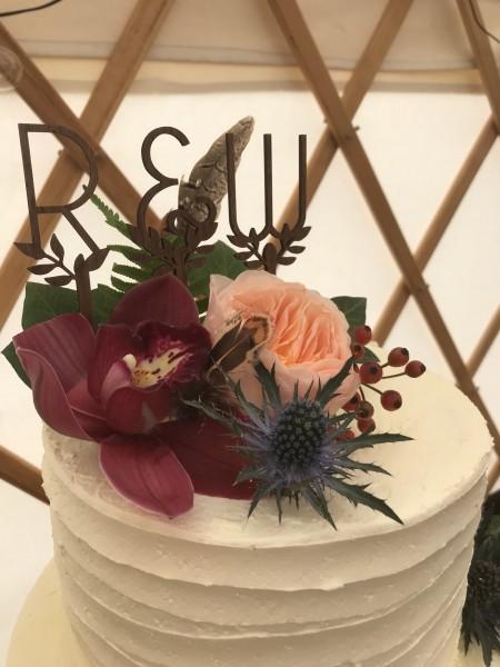 Wedding cakes, wiltshire