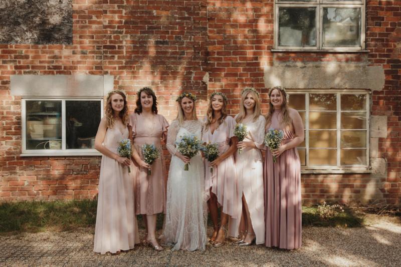 Wiltshire wedding