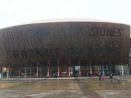 Millenium Center Cardiff