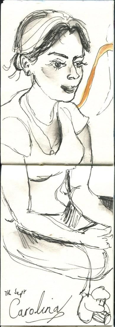 Catherine Beaumont artist