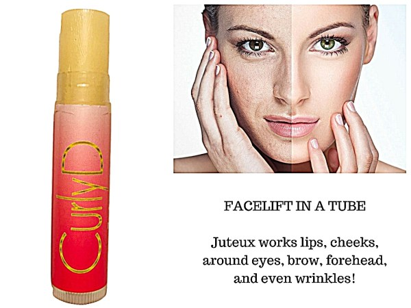 Younger Skinny Juteux Lip Balm Curly D
