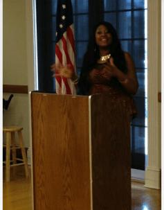 Tanisha Akinloye