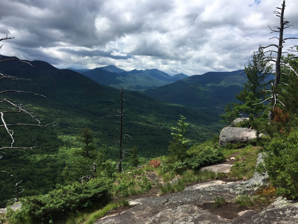 adirondack national park baxter mountain hike