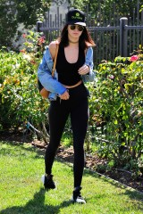 Exclusive - Los Angeles, CA - 09/05/2016 - Kendall Jenner out and about in LA. RESTRICTIONS: Not to be published on the following AMI tabloid publications: Star Magazine and Starmagazine.com, National Enquirer and Nationalenquirer.com, Radaronline.com -PICTURED: Kendall Jenner -PHOTO by: Jesse Bauer/startraksphoto.com -JSS341356.JPG