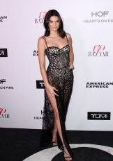 Harper's Bazaar Celebrates 150 Most Fashionable Women held at the Sunset Tower Hotel Featuring: Kendall Jenner Where: Los Angeles, California, United States When: 28 Jan 2017 Credit: Adriana M. Barraza/WENN.com