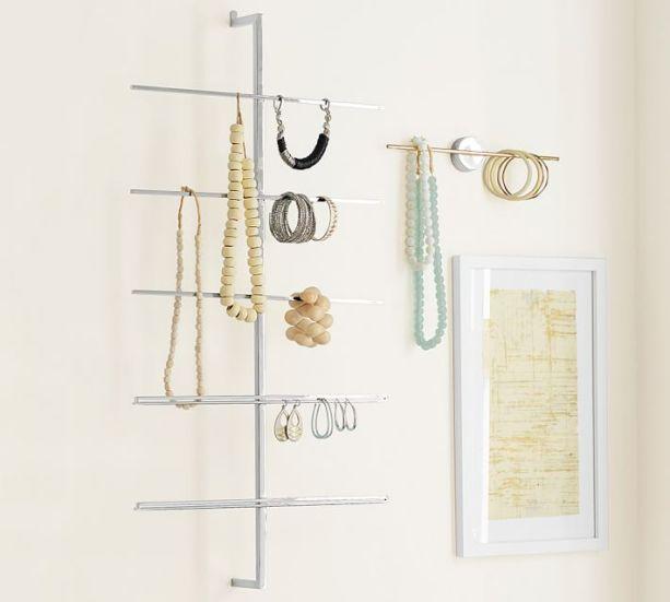 Pottery Barn: Ruby Wall-Mounted Jewelry Hangers, $19.99 – $54.99
