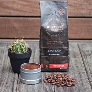 KONA PRIVATE RESERVE, HAWAIIAN, MEDIUM ROAST, WHOLE BEAN, Young Hustler Coffee