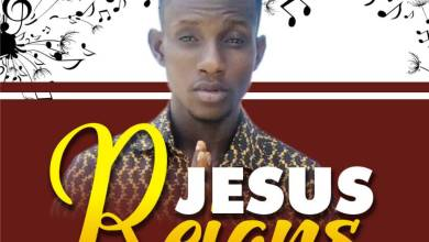 Photo of New Music: Jesus Reigns by C.c
