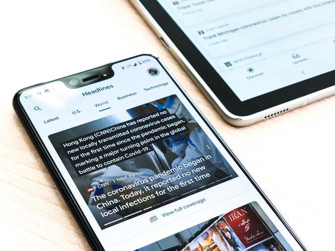 Social Media: The New News Source