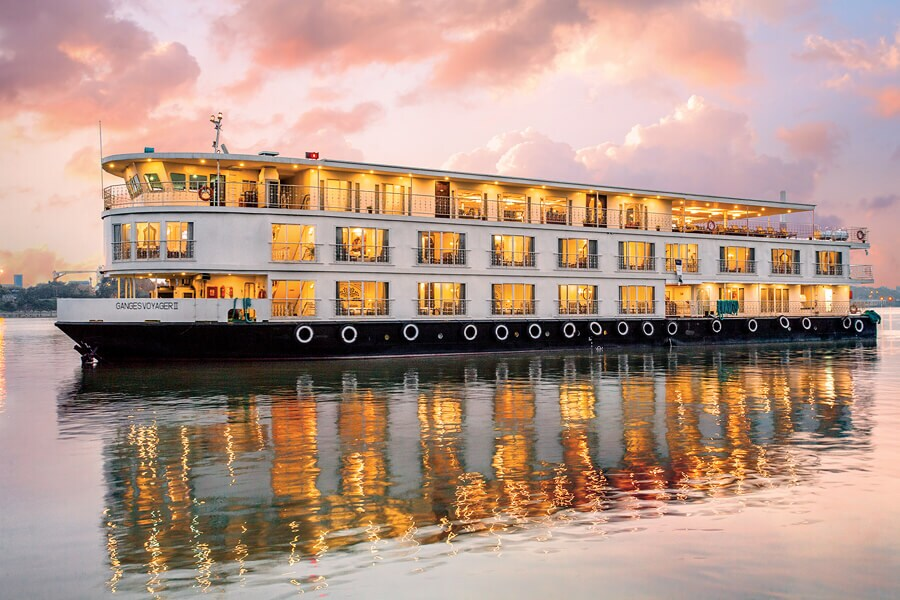 Offbeat Cruise Routes in India