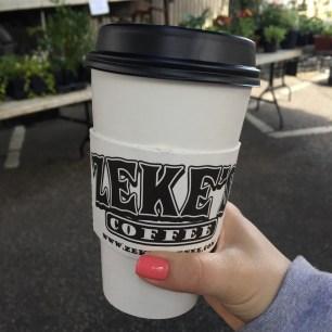 Zekes Coffee Farmers Market