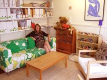 Image showing the counselling facilities at the YPC