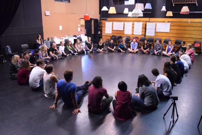 Artist Educators Training, YPT, Photo by Ali Sultani.