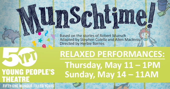munschtime relaxed performances