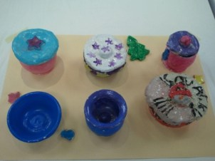 SPRING YP CAMP CERAMIC & SCULPTURE ORIGINALS!!!