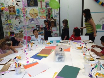 PHOTOS FROM YOUNG PICASSOS BIRTHDAY PARTIES!