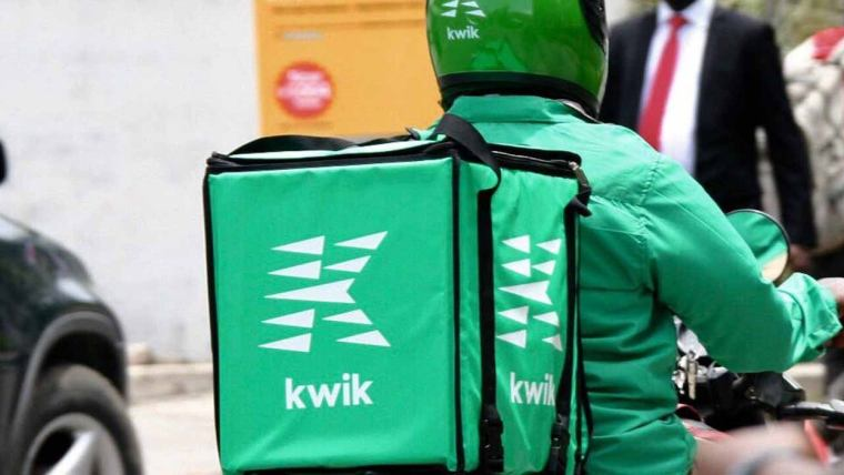 Kwik delivery partners Winpart to deliver spare-parts to customers in less than two hours.